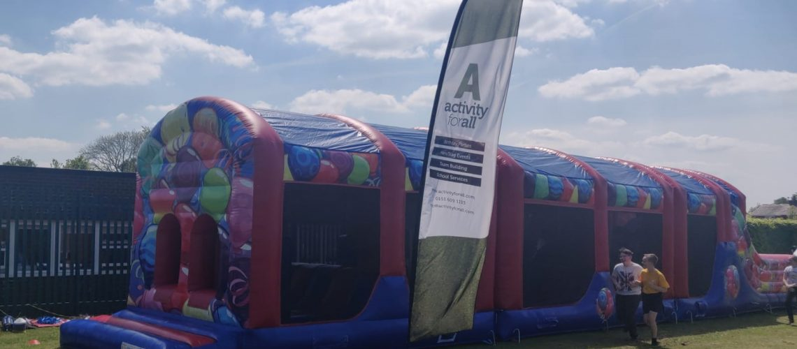 party assault course